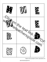 making words one hundred day worksheet