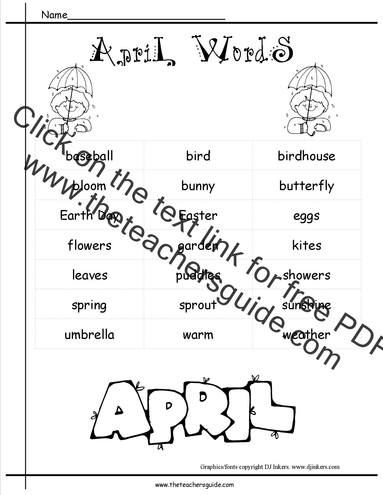 preschool themes for april april lesson plans april holidays and april themes 294