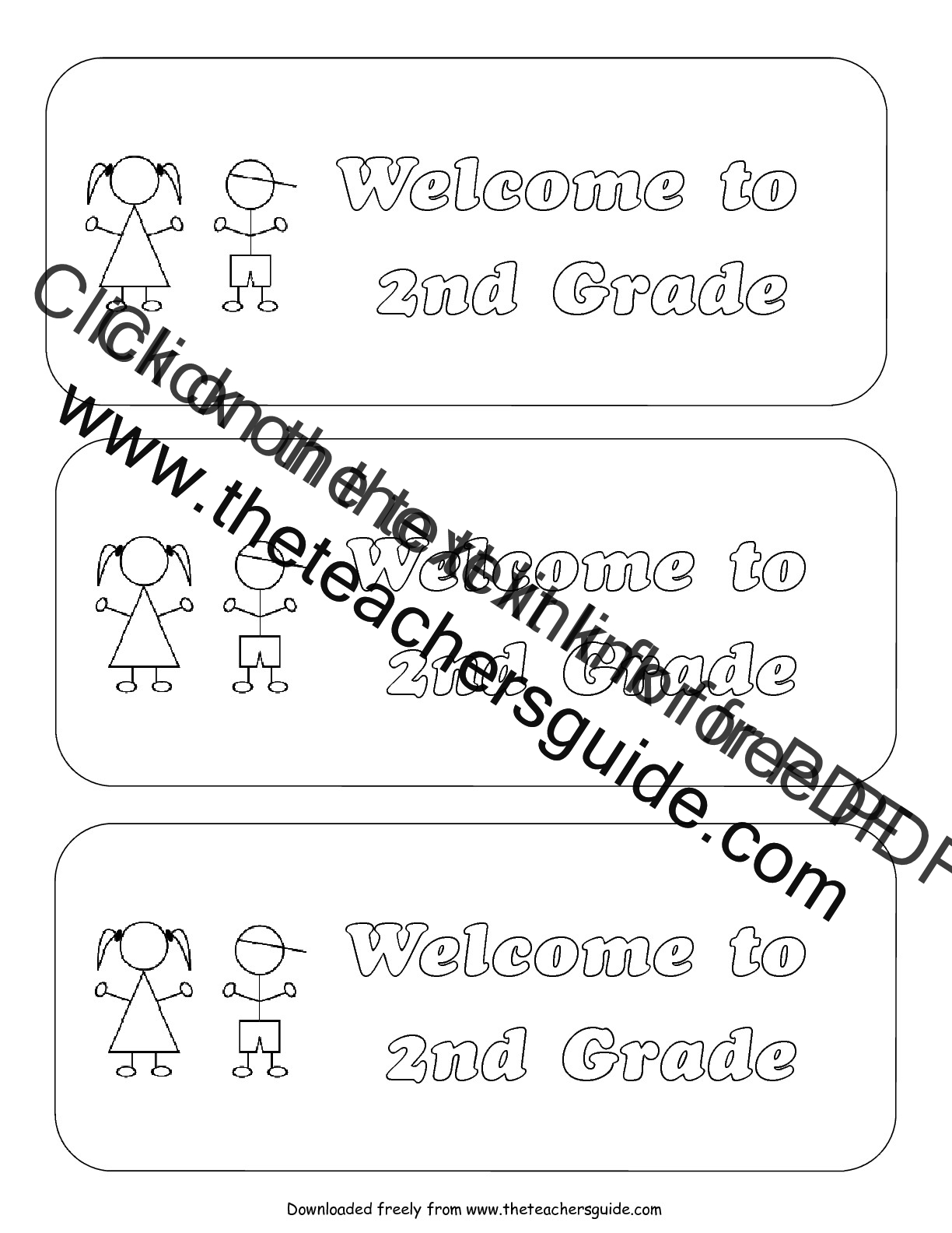 School Worksheets For 2nd Grade : Back to school worksheets for second graders