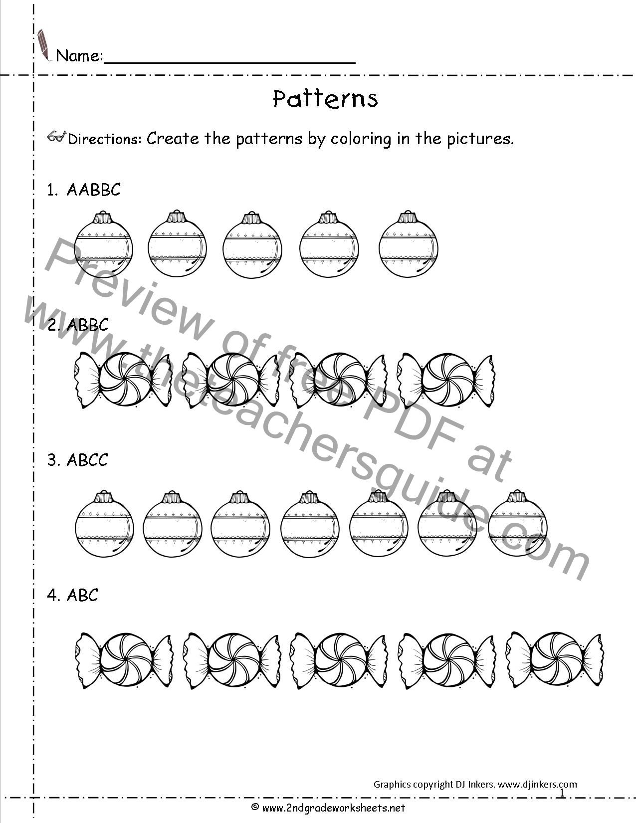 christmas printouts from the teacher u0026 39 s guide