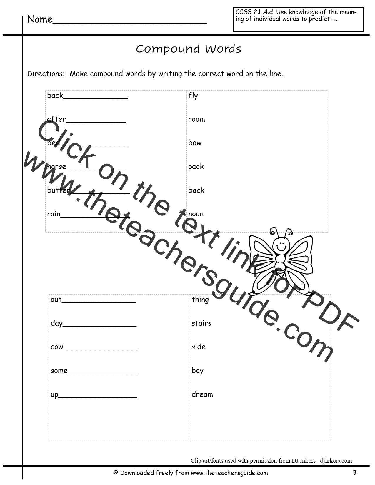 math worksheet : wonders second grade unit two week five printouts : Multiple Meaning Words Worksheet 2nd Grade
