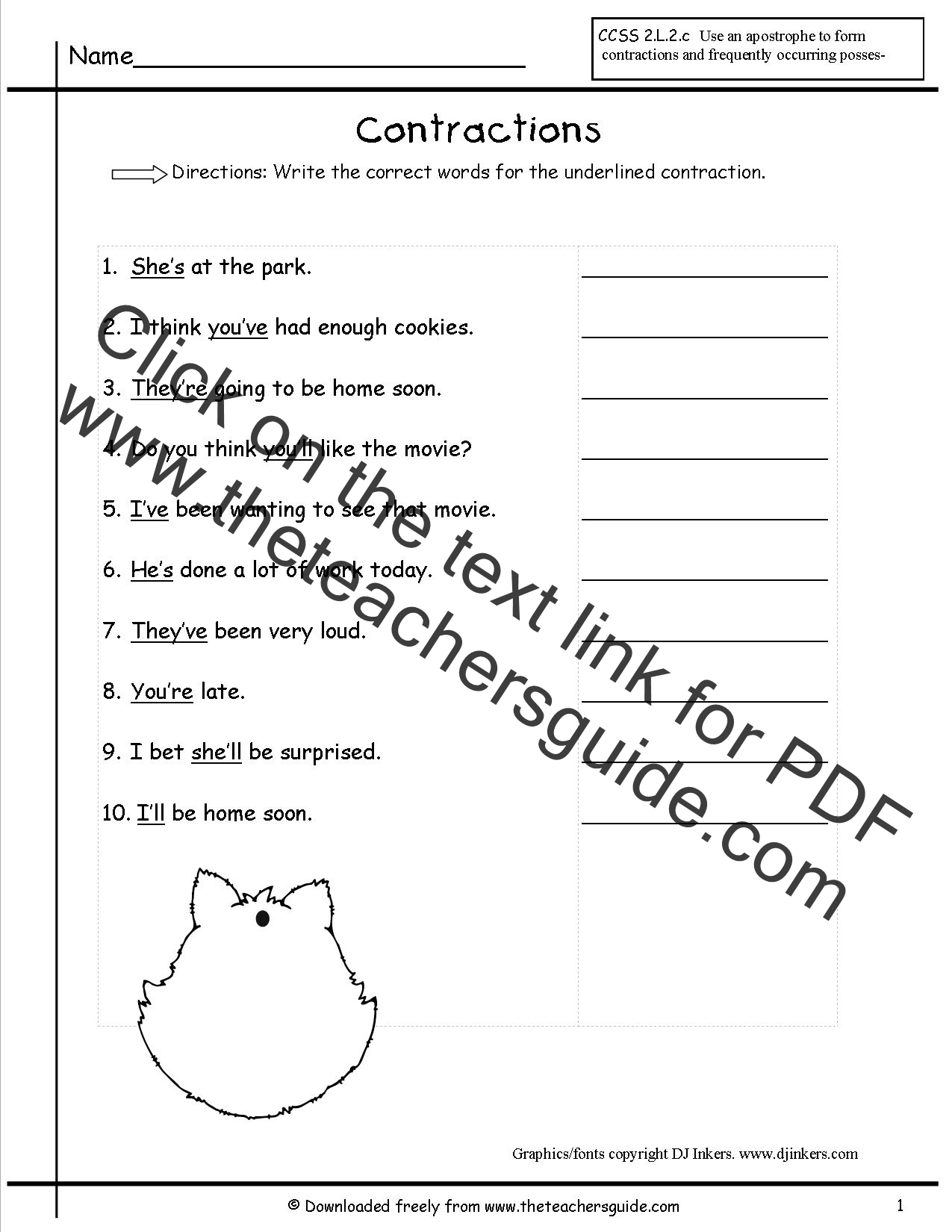 Worksheets Muscle Contraction Worksheet contractions worksheets from the teachers guide worksheet