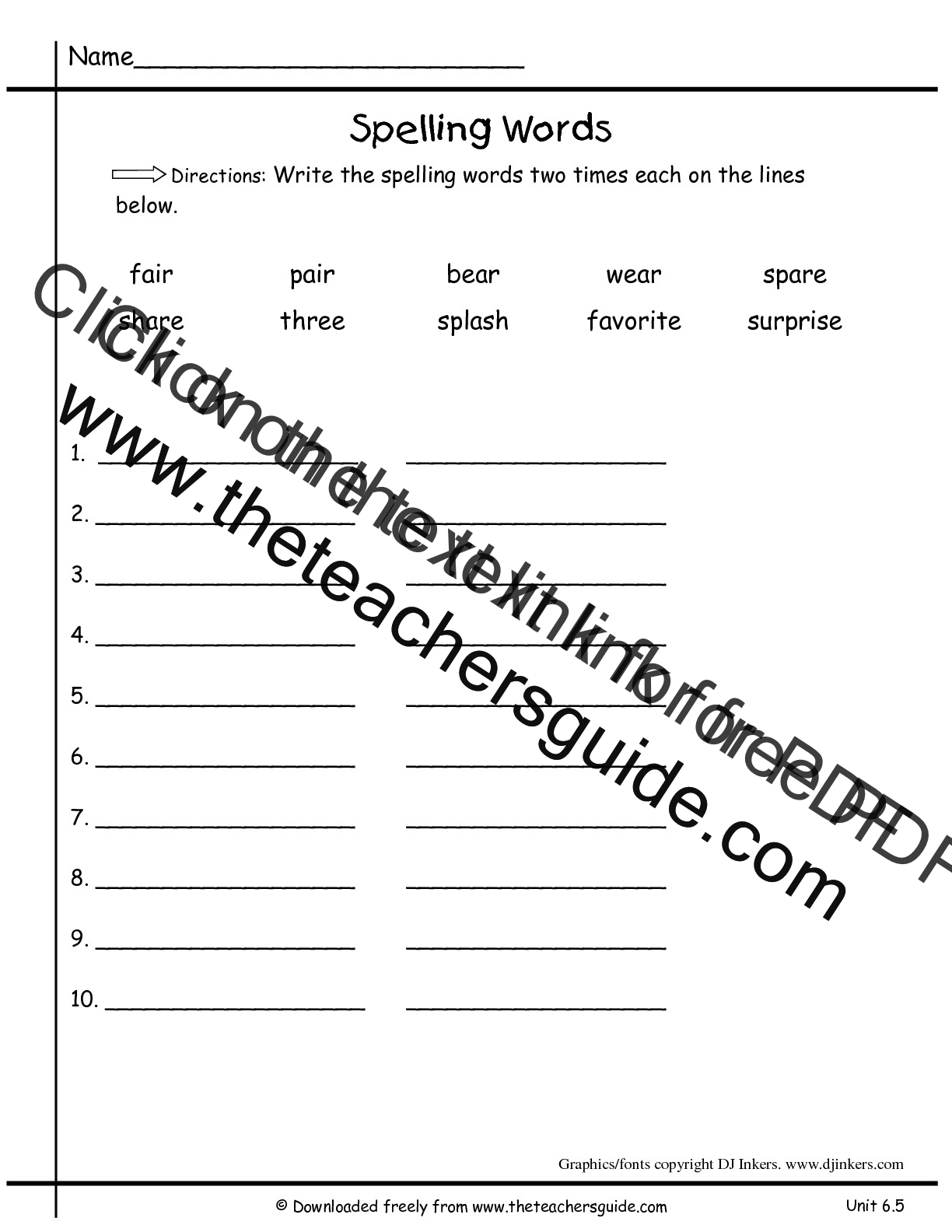 Search results for blank spelling test paper calendar 2015 for Multiple choice spelling test template