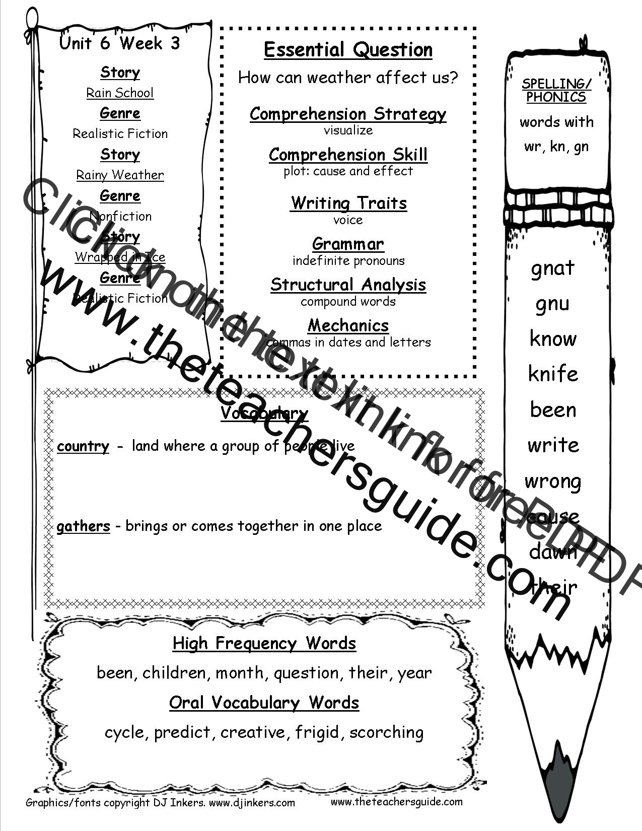 worksheet First Grade Vocabulary Worksheets mcgraw hill wonders first grade resources and printouts