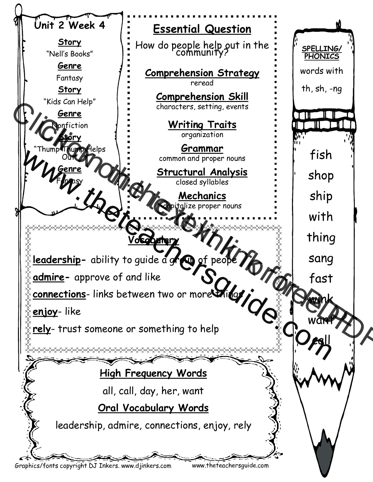 Worksheets Science Worksheets For 1st Grade mcgraw hill wonders first grade resources and printouts unit 2 4 two week four