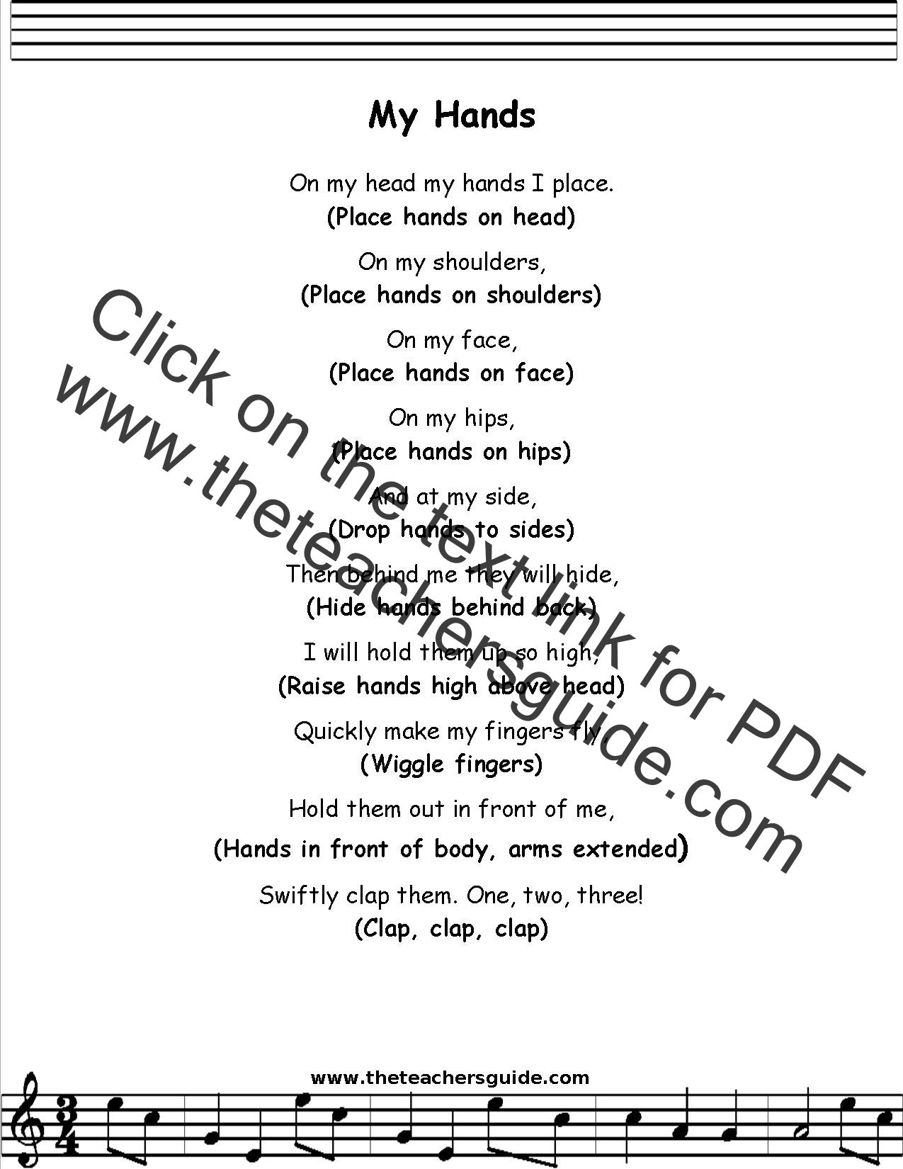 hold my hand lyrics