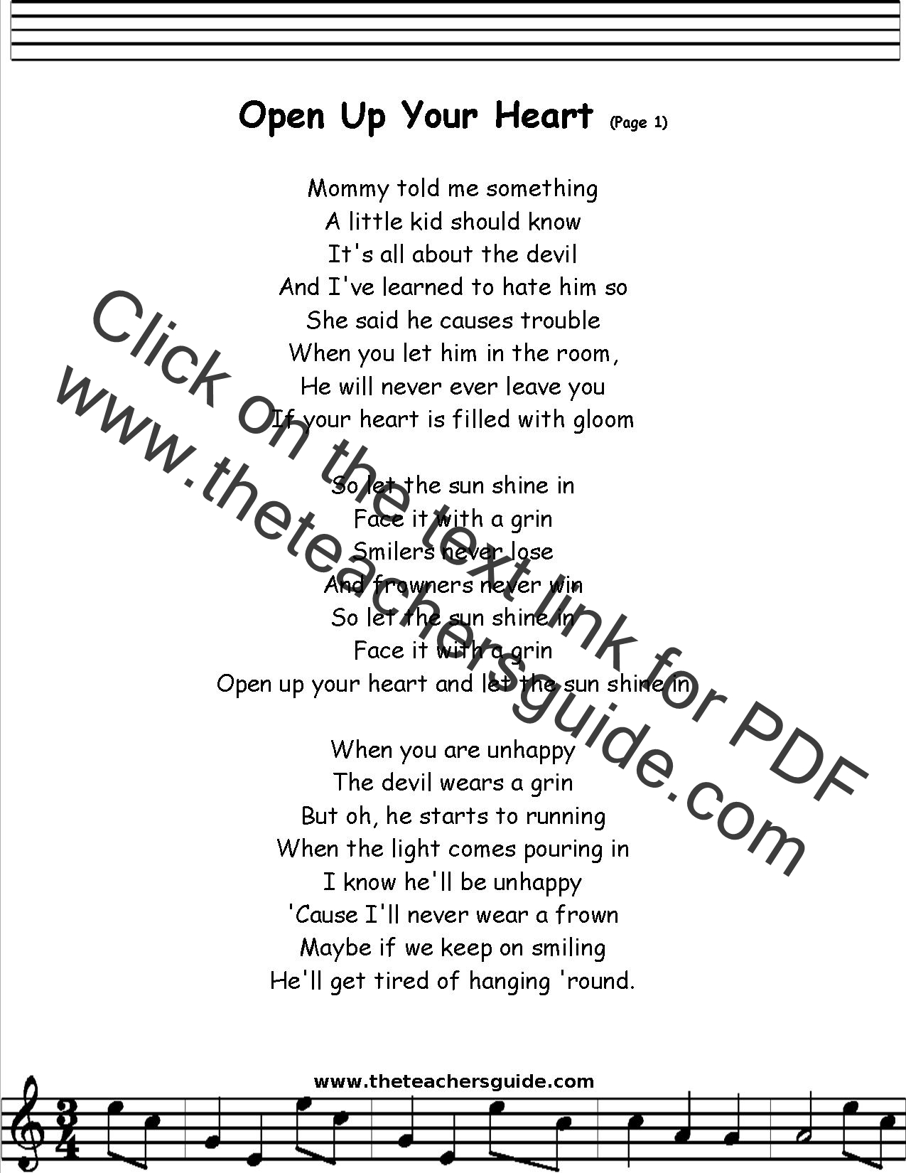 Buck Owens - Open Up Your Heart Lyrics | MetroLyrics