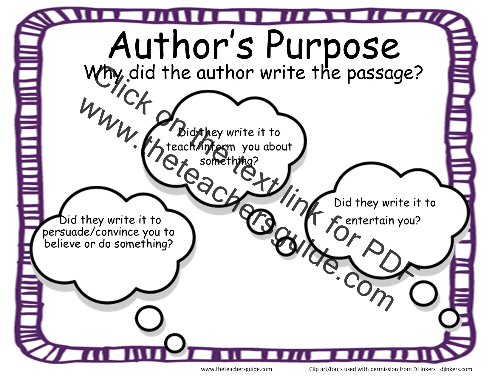 author purpose book report Foreword -- the purpose of a foreword is to introduce the reader to the author as well as the book itself, and to help establish credibility for both a foreword may not contribute any additional information about the book's subject matter, but it serves as a means of validating the book's existence.