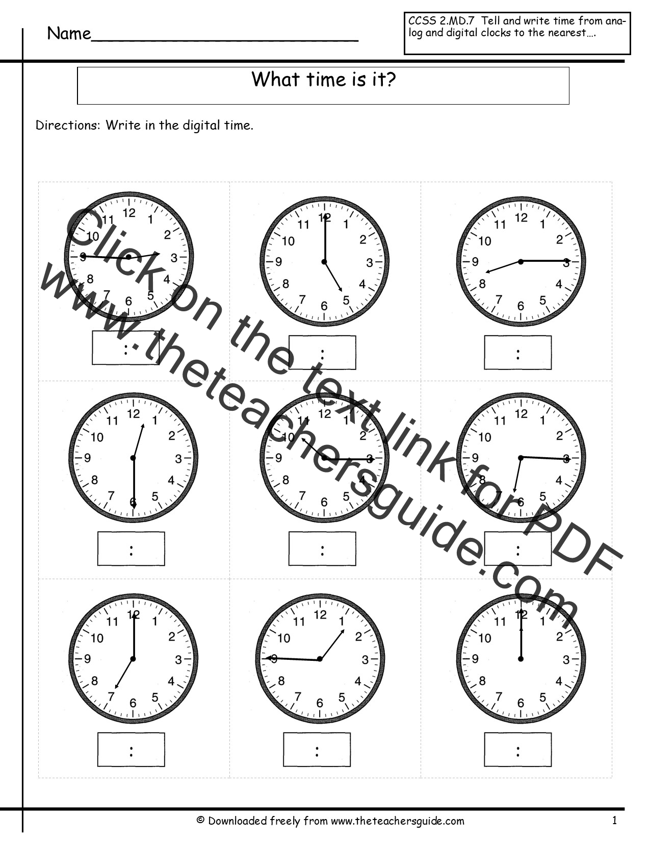 Telling Time Worksheets Quarter Hour on quarter past time worksheets