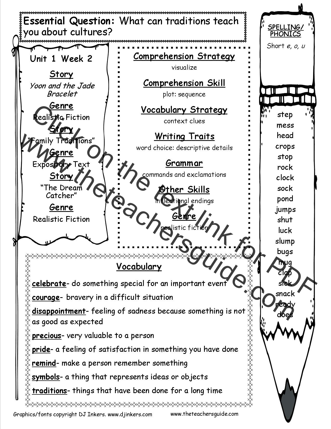 Worksheets Writing Worksheets 3rd Grade mcgraw hill wonders third grade resources and printouts unit 1 2 one week two