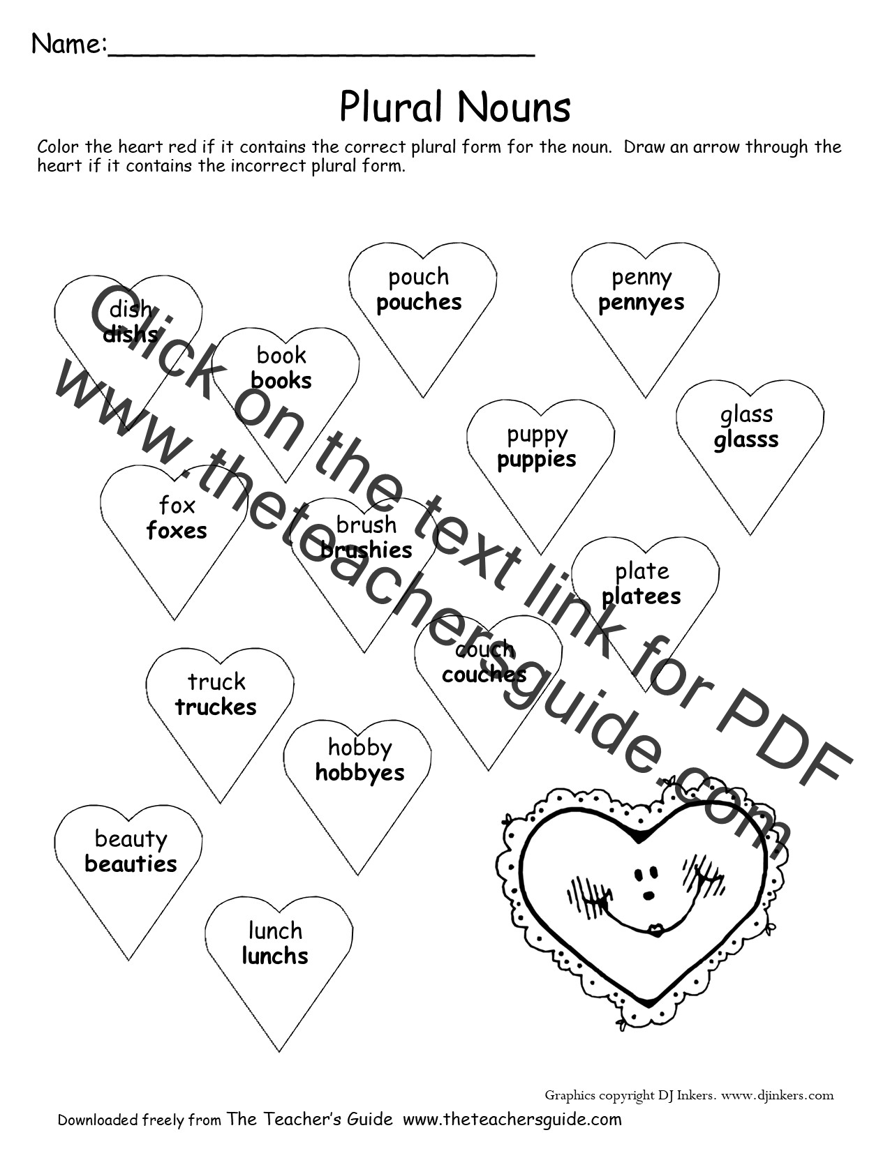 Valentines Day Lesson Plans Themes Printouts Crafts