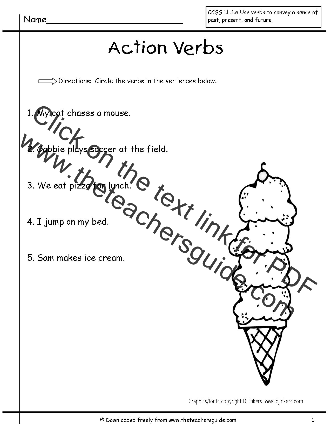 Worksheet Verb Worksheets For Grade 2 wonders second grade unit three week two printouts students identify verbs worksheet