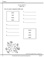 wonders second grade unit five week five printout skills test