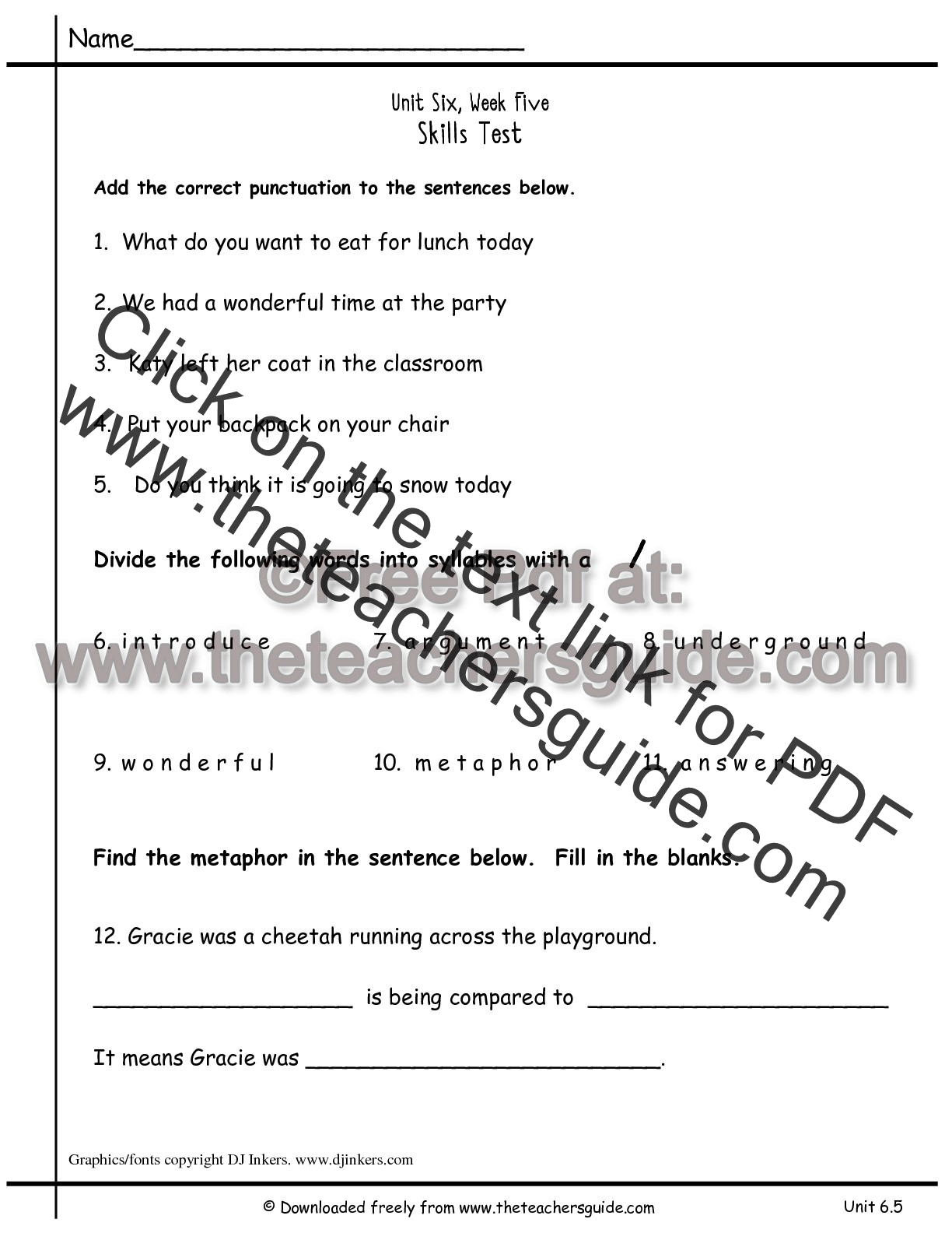 Comparative Endings Worksheet Comparative Endings And