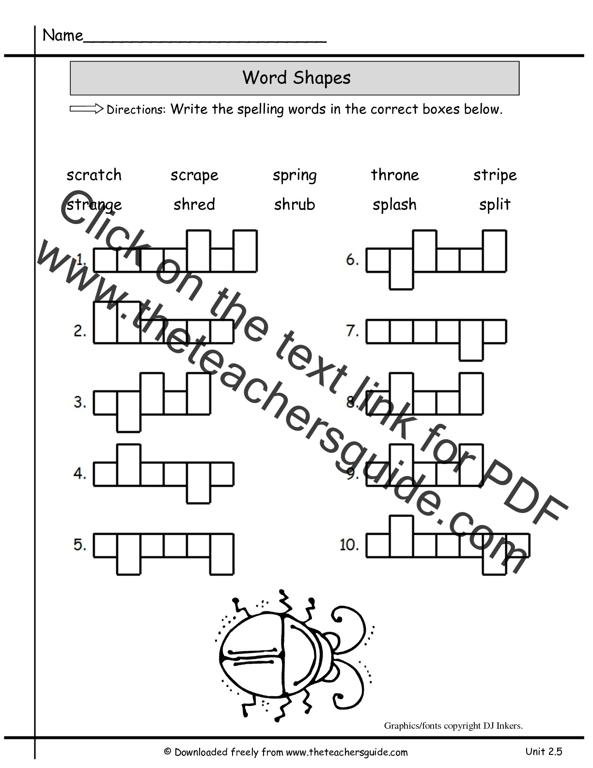 Worksheet Shape Words Worksheet shape words worksheet laptuoso wonders second grade unit two week five printouts english worksheets the shapes